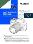 E-420 Instruction Manual English