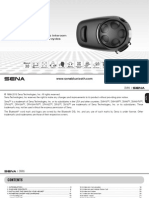 Sena SMH5-v1.2User Guide Manual