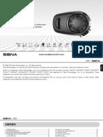 Sena SMH5-v1.2User Guide Manual