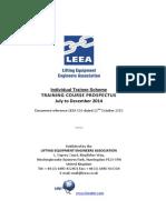 ITS LEEA 036 Practical Training Courses L14