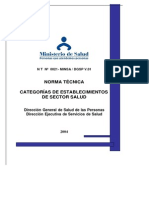 Nt 0021 Documento Oficial Categorizacion
