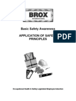 Basic Safety Awareness Manual