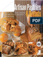 Baking Artisan Pastries and Breads