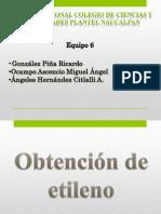 Obtencion de Etileno