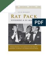 Rat Pack. Viviendo a Su Manera - Javier Marquez Sanchez