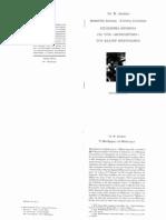 Adorno, Karydas, Stvridis, Eisagogika Keimena Gia Ton Monodromo Toy Walter Benjamin