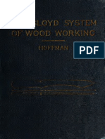 The Sloyd System of Woodworking - Hoffman