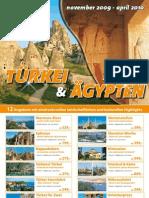Türkei & Ägypten entdecken - Winter 2009/10
