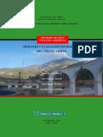 Geologia Evaluacion Peligros Ubinas Marco 2008