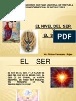 El Nivel Del Ser y Del Saber