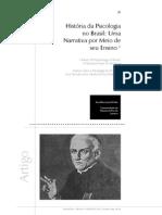 Historia Psicologia Brasil