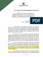 Adroaldo Furtado Fabrício - Justificação Teórica Dos Procedimentos Especiais