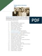 101 Grandes Novelas de La Literatura Hispanoamericana, Universal y Norteamericana