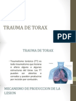 Trauma de Torax Exp Final3