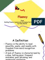 fluency powerpoint