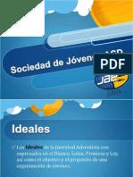 Ideales JAE
