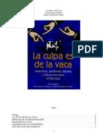 Lopera Gutierrez Jaime - La Culpa Es De La Vaca.DOC