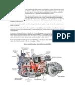 El Motor Rotativo Se Compone de Una Carcasa en Forma de Capullo y Rotor de Forma Triangular en El Interior
