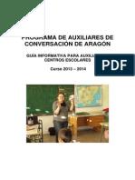 Guía Auxiliares Curso 2013-14