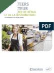 Les Metiers Du Commerce de Detail Et de La Distribution
