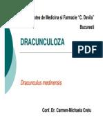 Dracunculoza