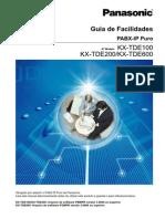 P Guia de Facilidades TDE100-200-600