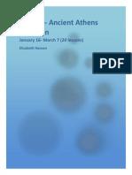Grade 6 Ancient Athens Unit Plan