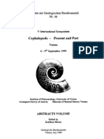 Cephalopods 1999 - Present and Past