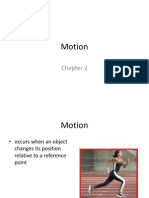 ch 2 motion