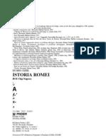 Eugen Cizek - Istoria Romei