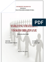 DRR - Marketing Strategija u Visokom Obrazovanju_NoRestriction