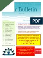 BBST Newsletter 04 May 14