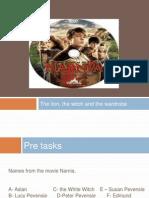 Narnia Easy Version 3