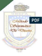 Metodo Sistematico de Diseño.