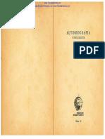 Maine de Biram -AutobiografiaYOtrosEscritos