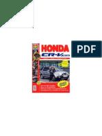 honda crv   service manual airbag transmission mechanics
