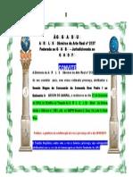 17-02-2014 - Homenagem a Adison Do Amaral - CONVITE