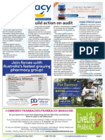 Pharmacy Daily for Mon 05 May 2014 - Guild action on audit, Antibiotics global threat, Audit on Twitter, Weekly comment and much more