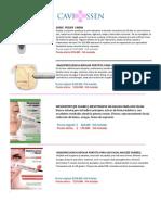 Actualizado7 Todos Los Ver Productos Cavissen Con Características y Precio