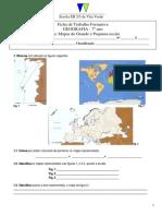 FT Mapas de Grande e Pequena Escala
