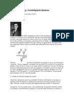 El Test de Turing y La Inteligencia Humana