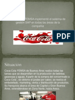 Coca- Cola FEMSA Implementó El Sistema de Informacion
