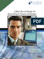 Sneek Googling Accounting