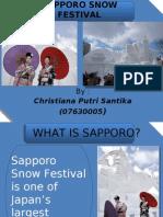 Sapporo Snow Festival(Recover3)