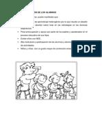 Descripción Establecimiento y Grupo Curso