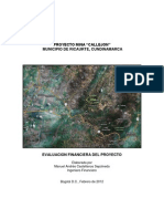 Proyecto Mina Callejon v.2.0