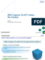 IBM Cognos OLAP Cubes