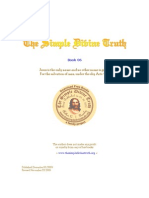 The Simple Divine Truth Book - 06