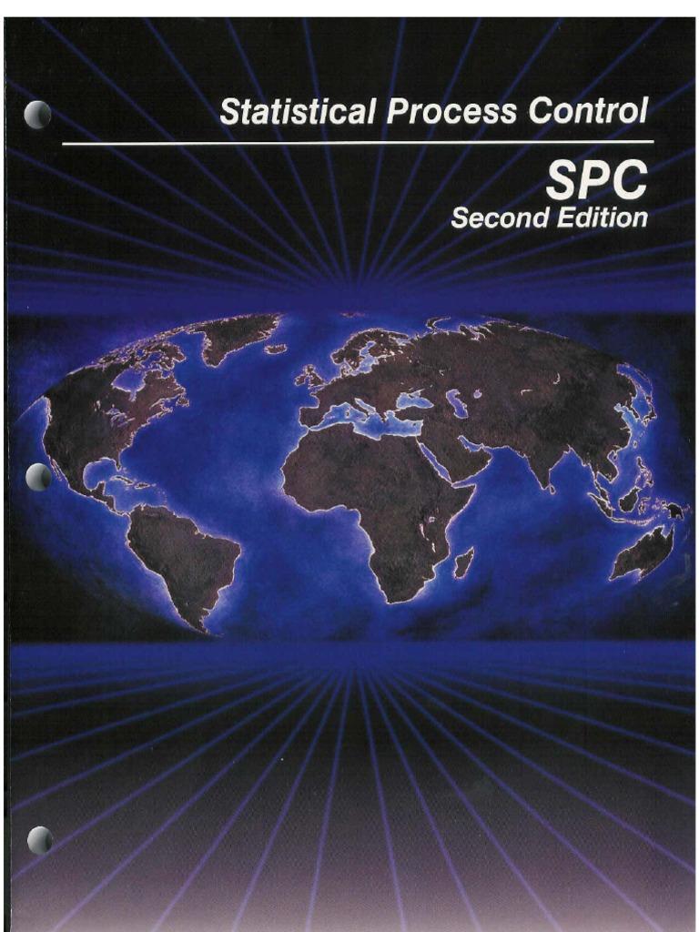 spc aiag manual 2nd edition statistics control system rh scribd com aiag msa manual 3rd edition pdf aiag msa manual 4th edition pdf
