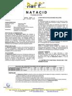 Ficha Técnica de Natamicina